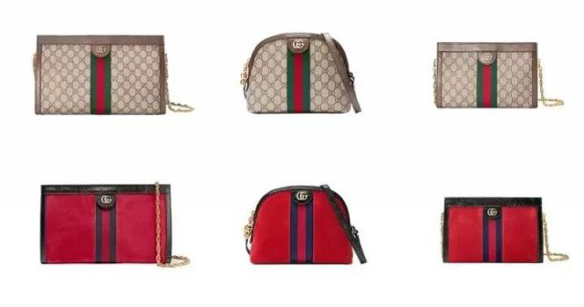 2d4fa697343 The Ophidia Soft GG Supreme large tote is the newest model Gucci and many  artists launched together