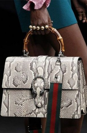 What Should You Do If The Handle of Gucci Bamboo Bag Is Moldy